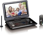 Lenco DVP-1273 - Portable DVD-speler - 12 inch