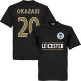 Leicester City Okazaki 20 Team T-Shirt - S