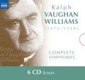 Vaughan Williams: Complete Symph.