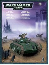 Warhammer 40,000: Imperial Guard Chimera