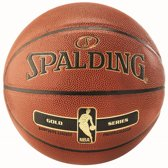 Spalding NBA Gold Indoor basketbal size 7 - nieuw model 2017