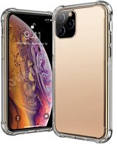 Apple iPhone 11 hoge kwaliteit Transparant TPU Hoesje - YourAccessoryProvider
