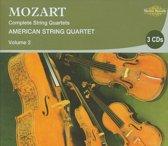 Mozart: Complete String Quartets, Volume 2