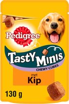 Pedigree Tasty Minis Chewy Cubes - Hondensnack - 130 g