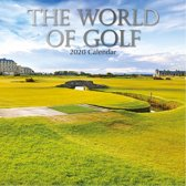 Kalender 2020 The World of Golf (30 x 30)