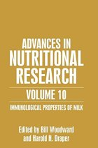 Advances in Nutritional Research Volume 10