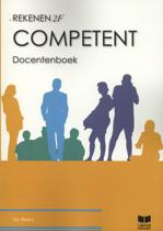 Competent Rekenen 2F Docenten boek