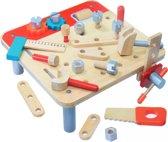Im Toy Werkbank Inclusief Accessoires Tafelmodel
