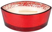 WoodWick® Heartwick Flame® Ellipse Crimson Berries