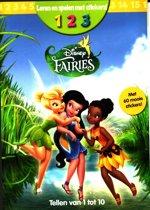 Disney Fairies  leren spelen met stickers