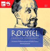 Albert Roussel: Complete Symphonies