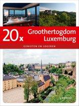 20 x Groothertogdom Luxemburg