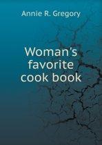 Woman's Favorite Cook Book