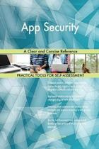 App Security a Clear and Concise Reference