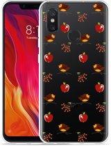 Xiaomi Mi 8 Hoesje Apples and Birds