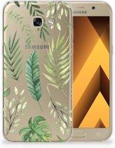 Samsung Galaxy A5 2017 Uniek TPU Hoesje Leaves