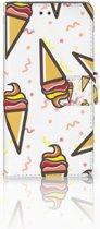 Huawei G8 Boekhoesje Design Icecream