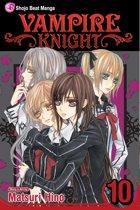 Vampire Knight #10