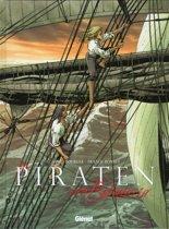 Piraten van Barataria Hc04. Oceaan