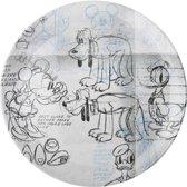 Zak!Designs Disney Classic Gang Dinerbord - 25.5 cm - 6 stuks