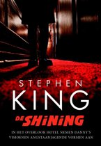 Boek cover De Shining van Stephen King (Onbekend)