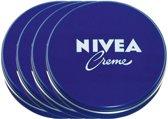 Nivea Creme Blik Voordeelverpakking
