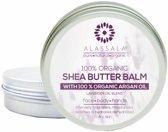 Shea boter balm 100% biologisch argan olie Lavendel - 50 ml