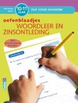 Tijd Voor Huiswerk - Woordleer en zinsontleding | 10-11 jaar