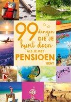 99 dingen die je kunt doen als je met pensioen bent