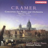 Concertos For Piano & Orchestra Nos. 2,7&8