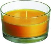 Bolsius - Kaars - In glas - Citronella/Basilicum