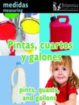 Pintas, cuartos y galones (Pints, Quarts, and Gallons:Measuring)