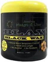 Jamaican Mango & Lime  Blax Black Wax 177 ml
