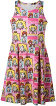 NINTENDO - Princess Peach KIDS Dress (98/104)