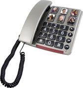 Fysic FX-3360 Big Button Telefoon met fototoetsen