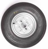 Vredestein wiel 5.00 - 10 6PR 4x100 450kg V47 Naafdiameter 60  mm