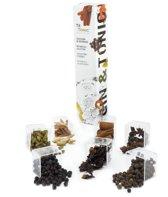 7 Botanicals van Té Tonic voor in uw Gin & Tonic cocktails. Ideaal als geschenk voor iedere Gin Lover