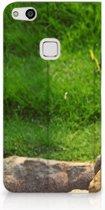Huawei P10 Lite Standcase Hoesje Design Panda