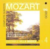 Complete String Quintets Vol.4:Kv37