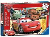 Ravensburger Cars - Puzzel 2 x 20 stukjes