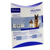Milpro Ontwormingsmiddel - Hond Boven 5 Kg - 4 Tabletten