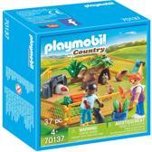 Afbeelding van PLAYMOBIL Kinderen met kleine dieren - 70137 speelgoed