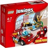 LEGO Juniors Iron Man tegen Loki - 10721