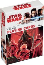 Star Wars Episode 8: The last Jedi - Villains deck
