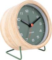 Alarm clock Innate green, Design Boxtel & Buijs
