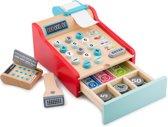 New Classic Toys - Speelgoedkassa - Inclusief Accessoires