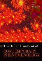 The Oxford Handbook of Contemporary Phenomenology