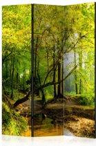 Vouwscherm - Bos 135x172cm