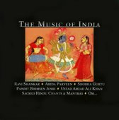 5-Cd Music Of India