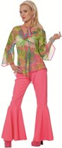 Hippy Twirl met roze broek dame Maat 36